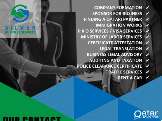 PRO SERVICES / VISA SERVICES / IMMIGRATION ASSISTANCE / BUSINESS SERVICES / COMPANY FORMATION