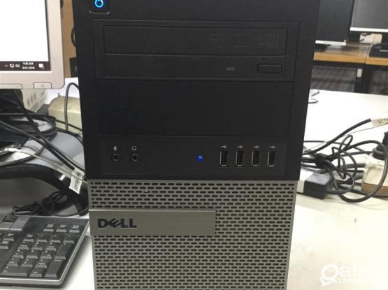 """DELL i7-8GB RAM-500GB-HDD-20""""LCD monitor(33971985)"""