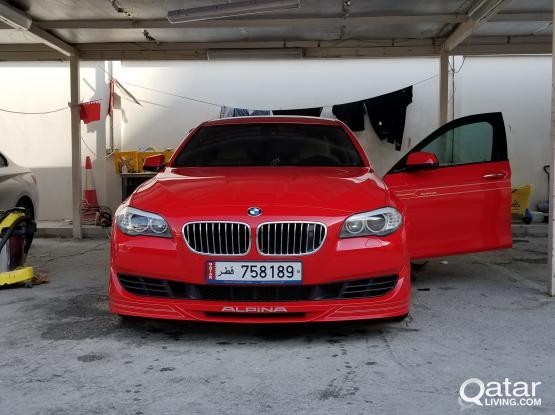 BMW 5-Series 550 i 2012