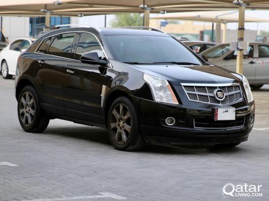 Cadillac SRX 4 2010