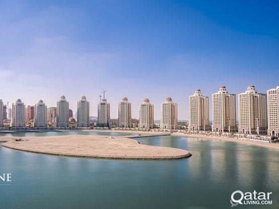 FREE 1 MONTH! Viva Bahriya Apt with Direct Marina View