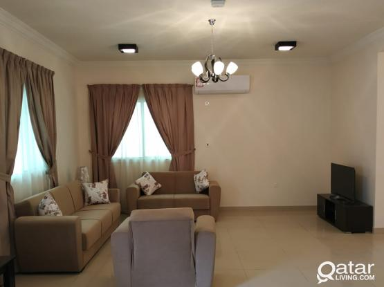Two Months Free Brand New Furnished 4 Bedrooms Compound Villa For Rent in Al Sakhama