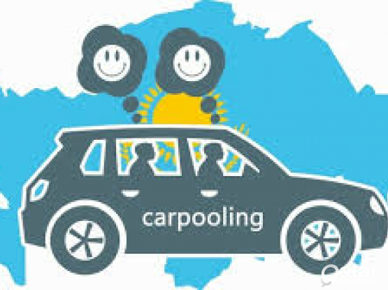 Car Pooling Service to and from Mall of Qatar