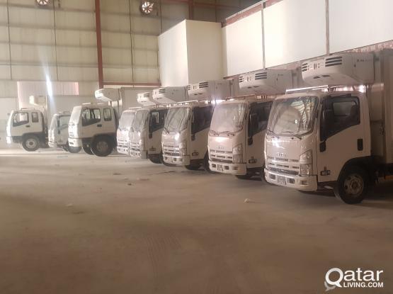 Isuzu Truck 2011
