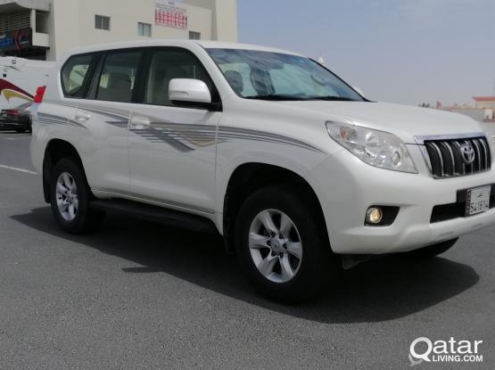 Toyota Prado TXL 2013