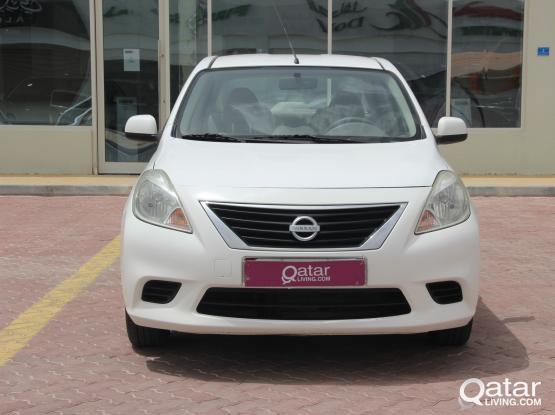 Nissan Sunny 2014