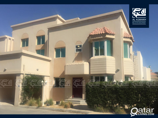 Unfurnished 4-BDR Compound Villa in Hilal (4BR-AL HILAL)