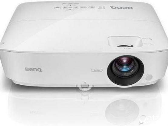 New BenQ projector with warranty and bill