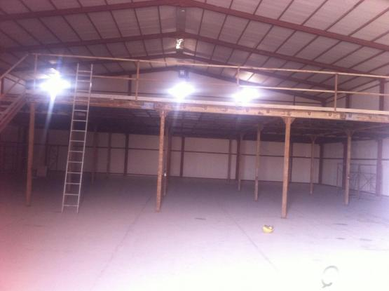 warehouse and empty land for store for rent at al khor