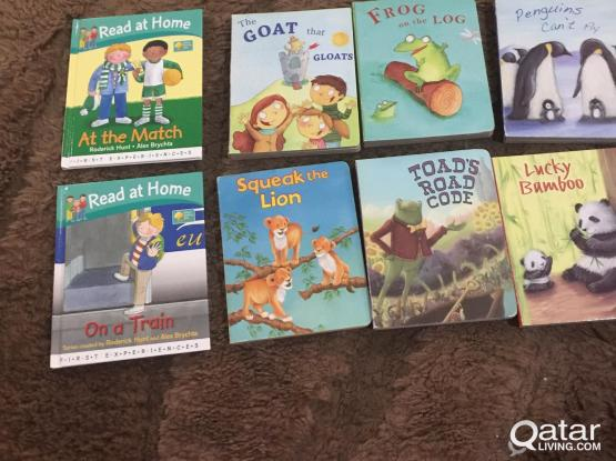 English books for primary