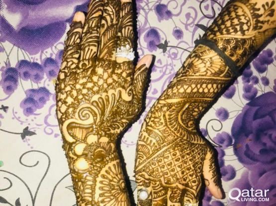 Mehendi/Henna Designer Home Service