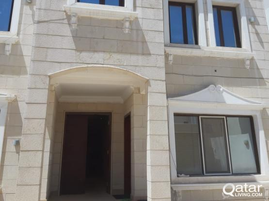 Spacious two bedroom with 2 bathroom villa apartment available at Al Thumama behind kahrama