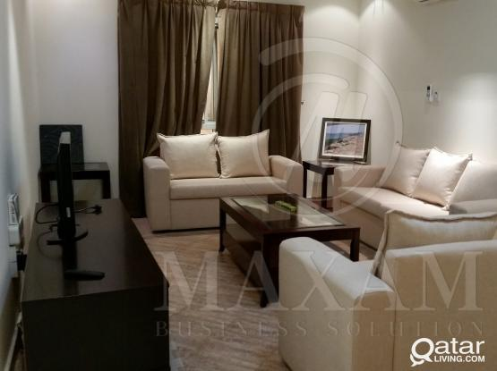 1 Bhk FF Apartment In Al-Saad (Included All utilities).