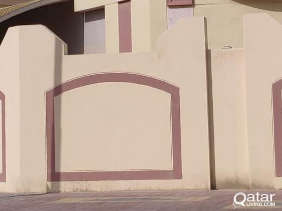 INDEPENDENT VILLA (STAFF) AVAILABLE AT AL THUMAMA (BEHIND ANSAR GALLERY)