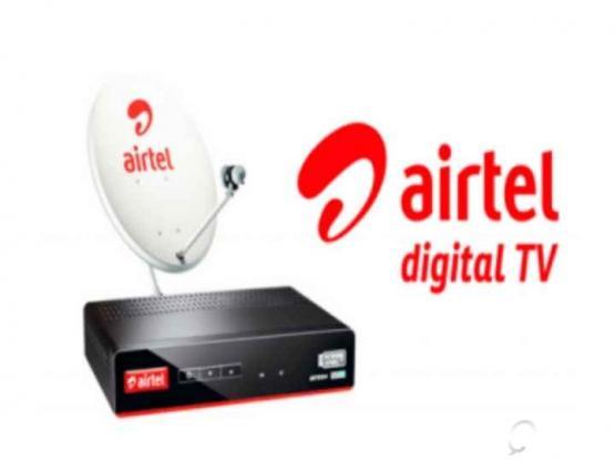 Airtel Dish Sat-Top box sale Install And Shifting