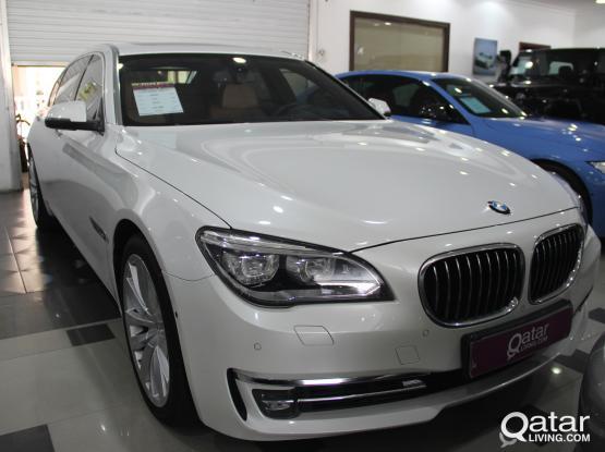 BMW 7-Series 750 Li 2014