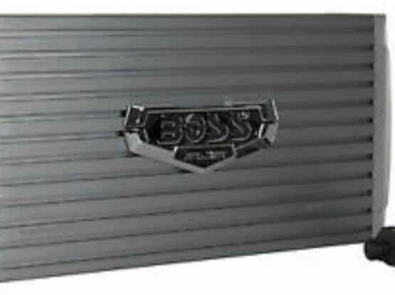 Amplifier car áudio Boss AR 1600.4
