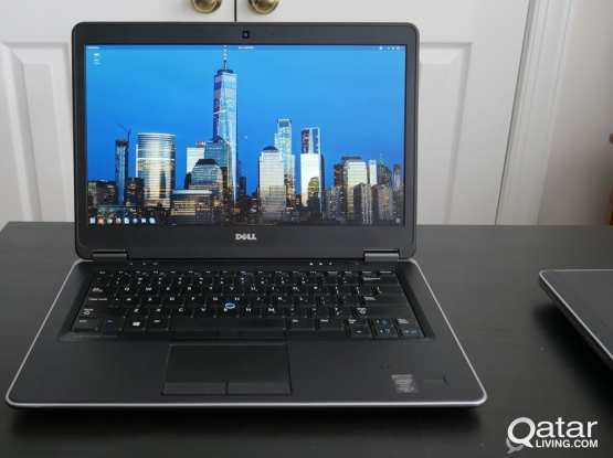 DELL LATITUDE ULTRABOOK I7 WITH SSD