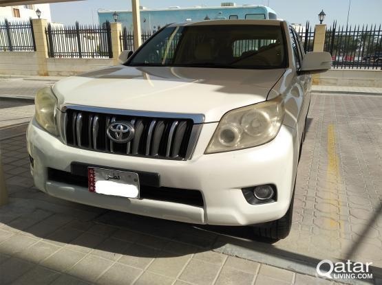 Toyota Prado TXL 2011