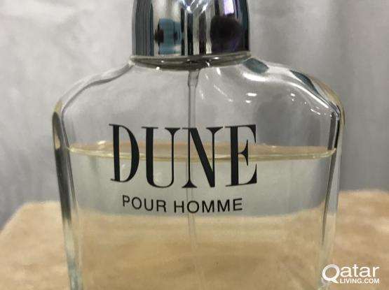 Dune Dior perfume for men 100 Ml.