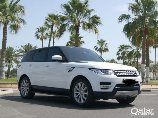 Land Rover Range Rover Sport HSE 2015
