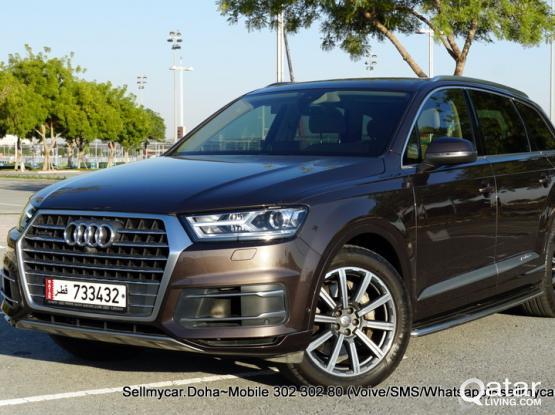 Audi Q7 4.0 TFSI 2017