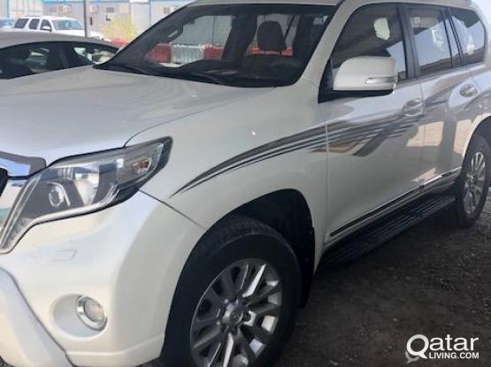 Toyota Prado VXL 2016