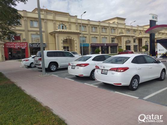 TOYOTA YARIS 2019 MODEL BRAND NEW AVAILABLE FOR RENT. CALL-50399151/44182020