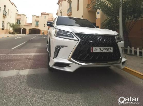Lexus LS 600 H 2018