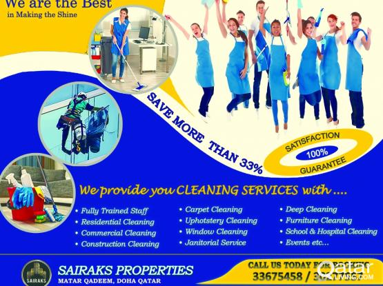 Need your Place Clean? We are your Cleaning Solution