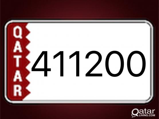 411200 Special number in moror