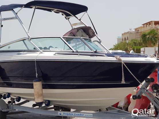 2010-Mag 350 Monterey FS 214 - 21Ft