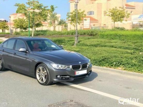 BMW 3-Series 335 i 2015