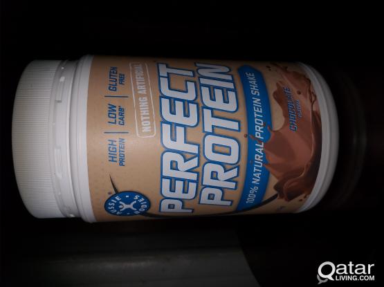 Protein - New box