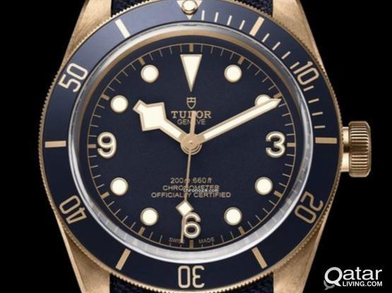Tudor Heritage Black Bay 79250BB Bucherer Blue - Box & Paperwork 2018
