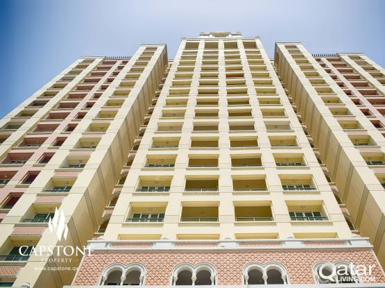 LOWEST RATE!! 2BR Apartment in The Pearl