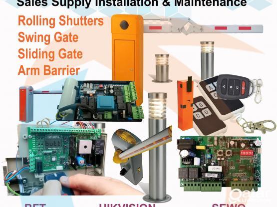 Gate Barrier Servicing & Installation