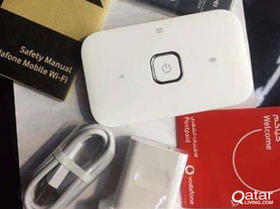 Vodafone Unlimited Internet with Mifi Router free