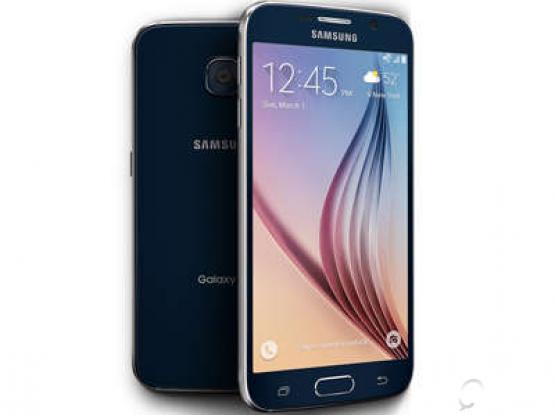 Samsung S6 - DARK BLUE -DUAL SIM-32 GB