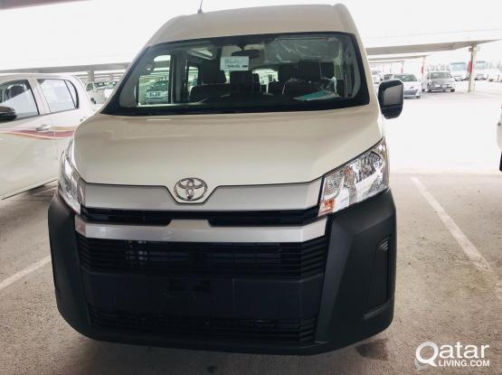 Toyota Hi-Ace 2020