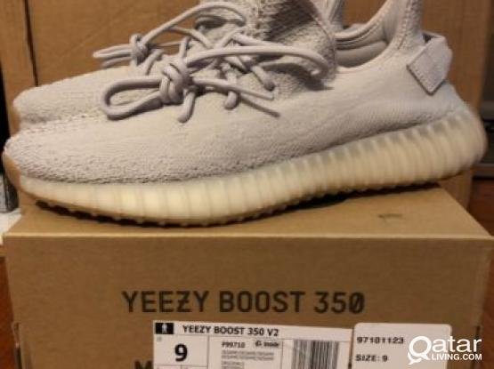 For Sale or Swap Adidas Yeezy 350 Boost V2 Sesame Men's Size 9