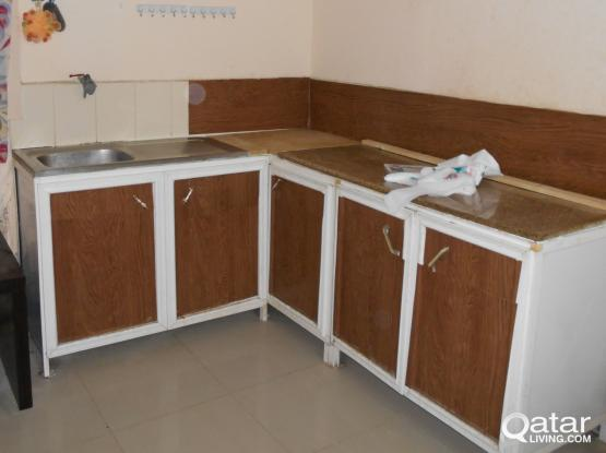 fully furnished(studio) family accommodation  for rent @al khor-qatar