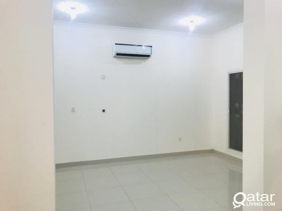BRAND NEW Semi - Furnished 1 Bedroom Villa Apartment in Al Gharaffa  Near Sidra Hospital