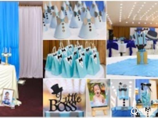 Elegant Party Decorators Qatar