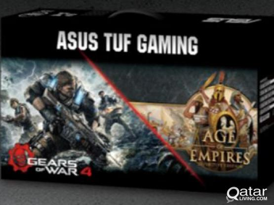 Asus TUF FX 504 special edition Gaming laptop