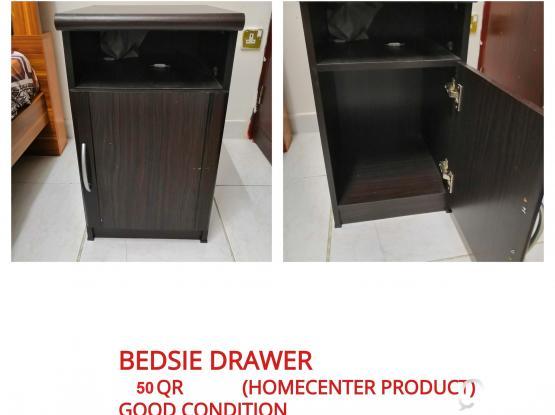 Desk Drawer cabinet, BEDSIDE DRAWER