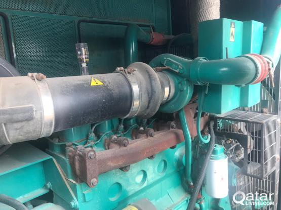 USED GENERATOR FOR SALE 160 KVA