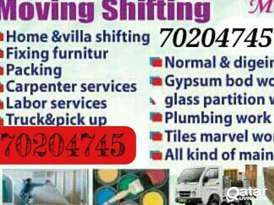 66436558 Moving shifting carpenter transport  packing