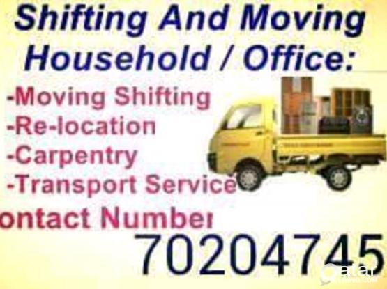 70204745 carpenter transport packing  moving shifting