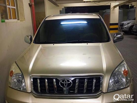 Toyota Prado VX 2008